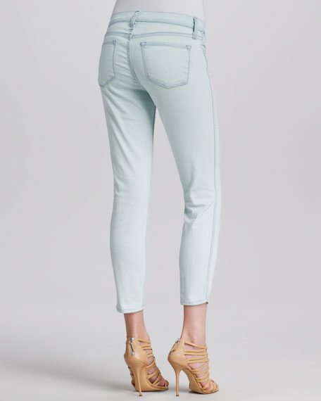 Allegra Cropped Skinny Jeans