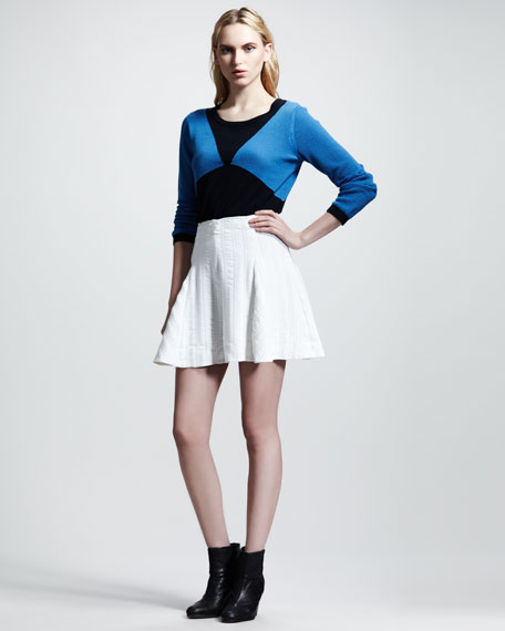 Nikki Flare Skirt