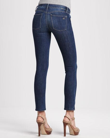 Angel Zeppelin Ankle Skinny Jeans