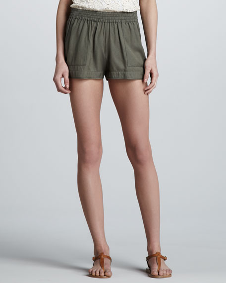 Beso Pull-On Shorts