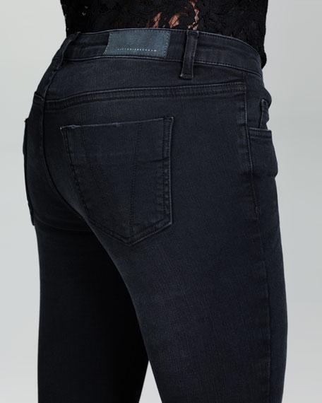 Super-Skinny Jeans, Black