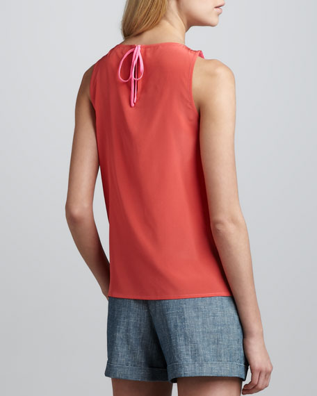 Bowery Contrast-Back Tank