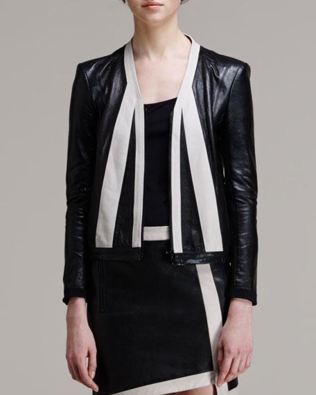 Evolution Leather Jacket
