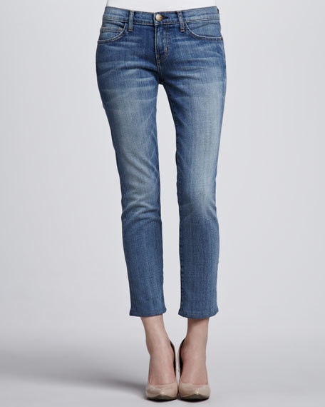 The Low-Rise Stiletto Jeans, Carriage