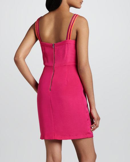 Awaken Front-Panel Dress