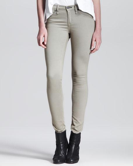 The Legging Jeans, Desert Khaki