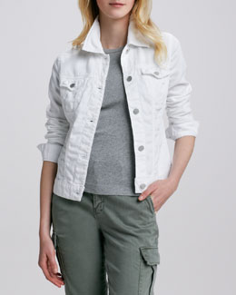 J Brand Jeans Relaxed Denim Jacket
