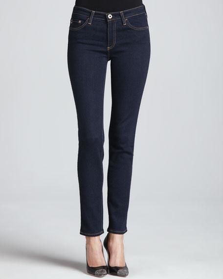 AG Prima Mid-Rise Cigarette Jeans, Delight
