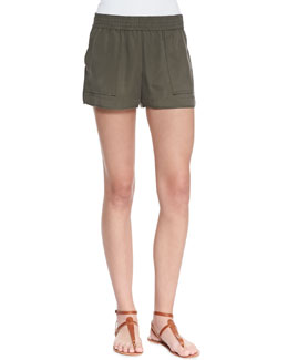 Beso Jersey Shorts, Fatigue