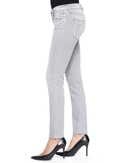 Le Skinny Mid-Rise Jeans, Kingston