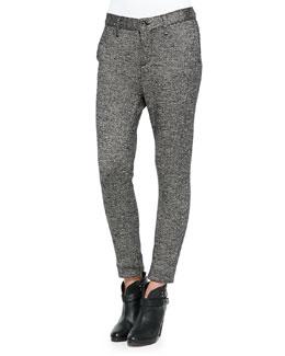 Dash Knit Slim Trousers