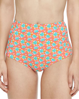 Charlotte High-Waist Swim Bottom