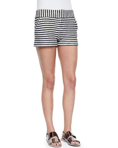 Striped Classic Shorts