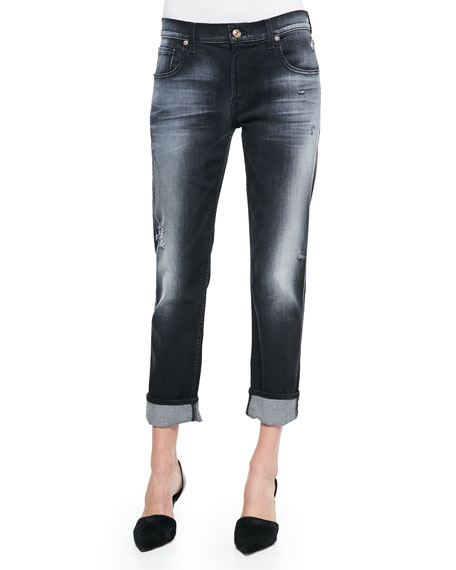 Slim Illusion Relaxed Skinny Jeans