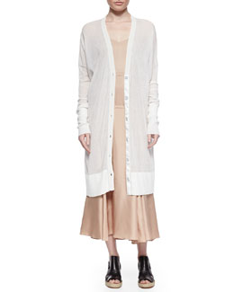 Noreen Long Lightweight Cardigan