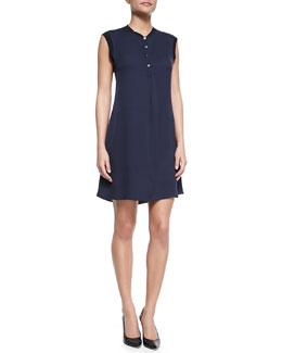 Loreese Sleeveless A-Line Dress