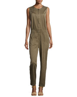 The Flight Suit Twill Coveralls