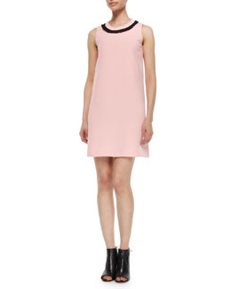 Celia Sleeveless A-line Dress
