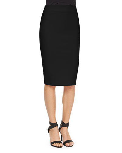 Aisling Stretch Pencil Skirt