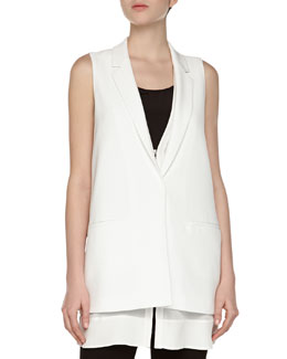 Aster Suiting Vest