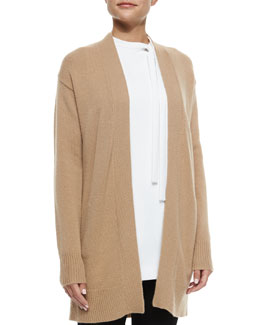 Analiese Long Cashmere Cardigan