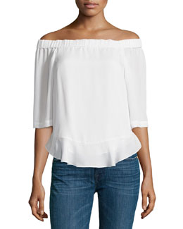 Viola Off-The-Shoulder Top