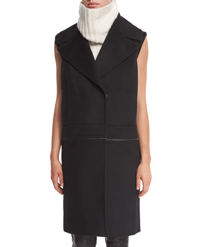 Willa Vest W/Removable Bottom
