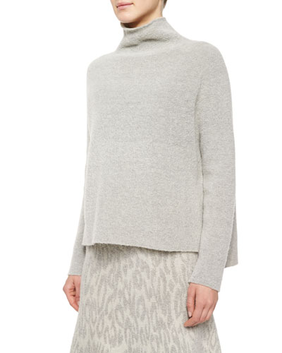 Linella Funnel-Neck Sweater