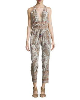 Liette Sleeveless Jumpsuit, Apparition
