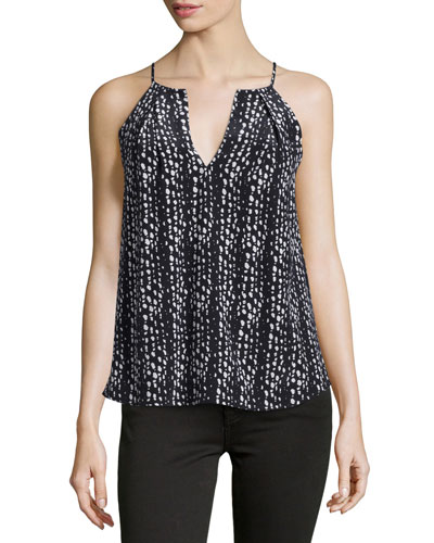 Acrux Printed Top