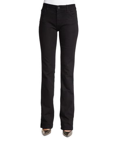 Elodie Boot-Cut Jeans, Riker