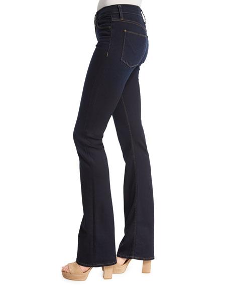 Love In Redux Boot-Cut Jeans, Blue