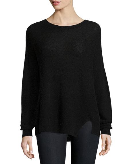 Reno Split-Hem Sweater