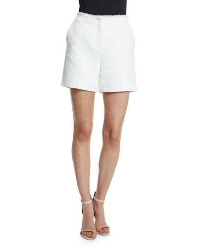 Mirak Spring Tweed Shorts