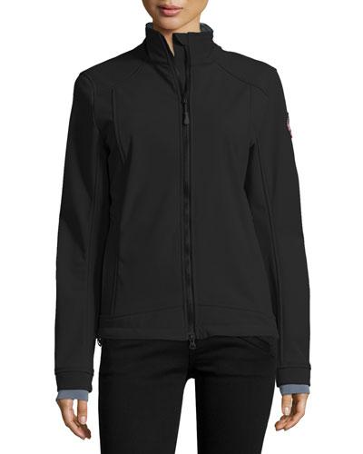 Brace Bridge Zip-Front Jacket