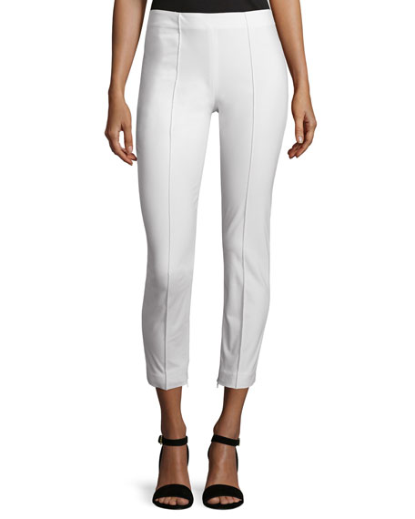 e86806f12c Theory Alettah Approach 2 Pants, New Ivory
