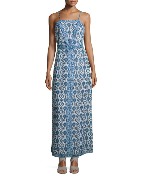 Alister Floral-Print Maxi Dress