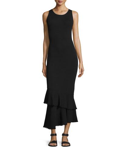 Nilimary Prosecco Midi Dress
