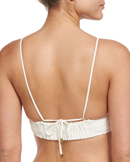 SLD OFF WHITE HELEN TOP