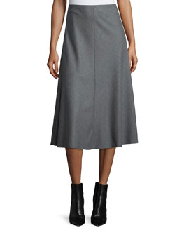 Uthema Pure Flannel Skirt
