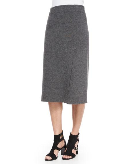 Alanna Merino Wool Skirt