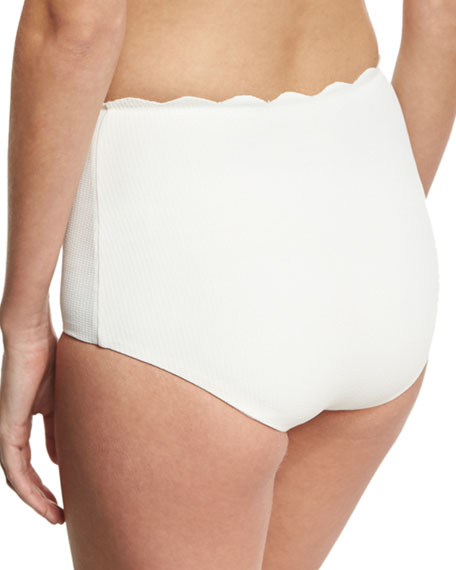 Palm Springs High-Waist Swim Bottom