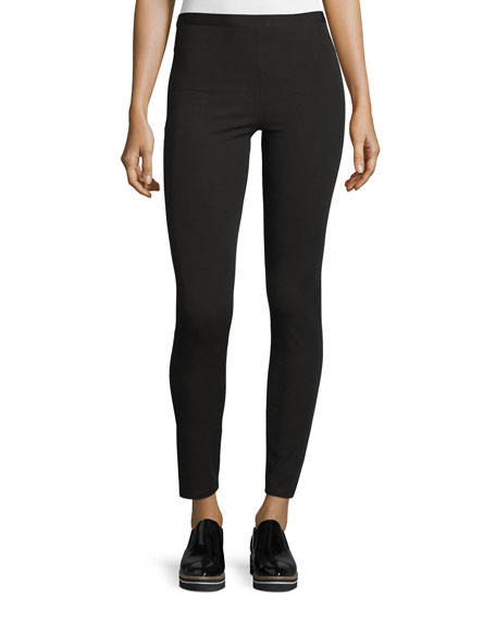 Stretch Reflex Leggings, Black