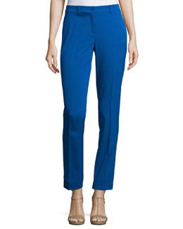 Samantha Skinny Ankle Pants, Cobalt