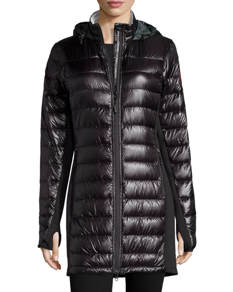 Canada Goose Hybridge® Lite Puffer Jacket, Black 61