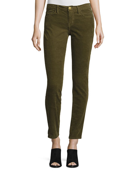 Current/Elliott The Stiletto Corduroy Pants
