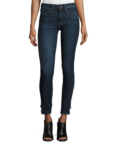 Le High Skinny Side Step Jeans, Harway