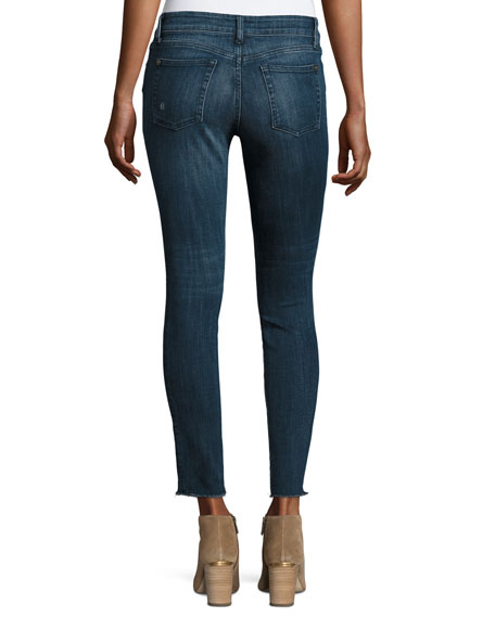 Margaux Skinny Ankle Jeans, Stingray