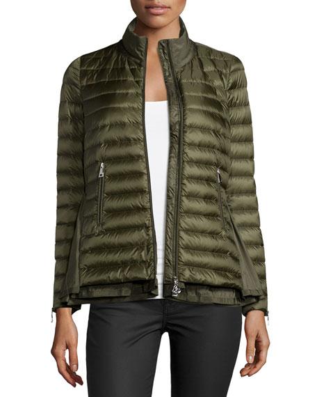 Grenouille Flyaway Puffer Coat