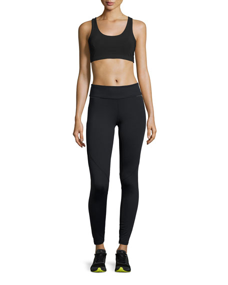 Captain Tight Leggings with Mesh-Panel